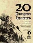 RPG Item: 20 Dungeon Starters