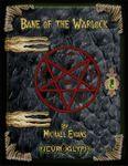 RPG Item: Bane of the Warlock
