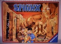 Board Game: Sphinx