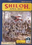Board Game: Shiloh: April 1862