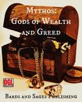 RPG Item: Mythos: Gods of Wealth and Greed