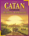 Board Game: Catan: Traders & Barbarians