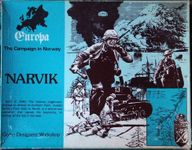 Board Game: Narvik: The Campaign in Norway, 1940