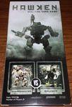 Board Game: Hawken: Real-Time Card Game – Sharpshooter vs. Bruiser