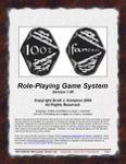 RPG Item: 100% Fantasy Role-Playing Game System