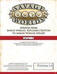 RPG Item: Savage Worlds Updates: Interludes