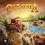 Board Game: Coloma: Deluxe Edition