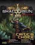 RPG Item: SRM5A-02: Critic's Choice