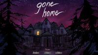 Video Game: Gone Home