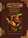 RPG Item: Complete Psionic