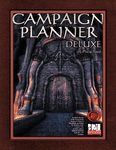 RPG Item: Campaign Planner Deluxe