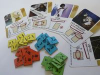 Board Game: Sub Rosa: Spies for Hire