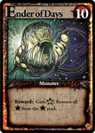 Board Game: Ascension: Storm of Souls – Ender of Days Promo