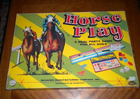 Board Game: Horse Play
