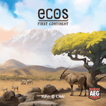 Board Game: Ecos: First Continent