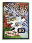 Board Game: Kreuz und quer mit Buck durch den Verkehr