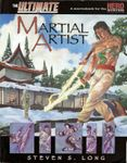 RPG Item: The Ultimate Martial Artist 5th Edition