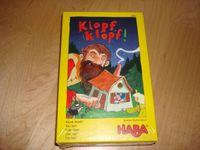 Board Game: Klopf, Klopf!