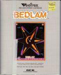 Video Game: Bedlam (Vectrex)