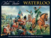 Board Game: Black Powder: Waterloo