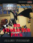 RPG Item: Dark Champions: The Animated Series (HD Character Pack)