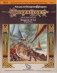 RPG Item: DL06: Dragons of Ice
