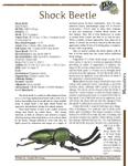 RPG Item: Shock Beetle