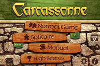 Video Game: Carcassonne (2010 / Mobile)