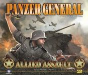 Board Game: Panzer General: Allied Assault