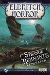 Board Game: Eldritch Horror: Strange Remnants