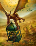 RPG Item: The Dying Earth Revivification Folio