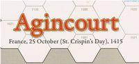 Board Game: Agincourt