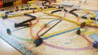 Board Game: Ticket to Ride: Germany