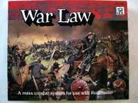 Board Game: War Law
