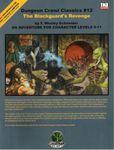 RPG Item: DCC #012: The Blackguard's Revenge