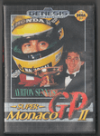 Video Game: Ayrton Senna's Super Monaco GP II