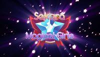 Video Game: Sakura Magical Girls