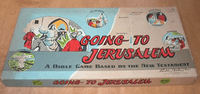 Board Game: Going to Jerusalem