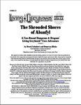 RPG Item: COR6-15: The Shrouded Shores of Abanfyl