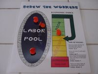 Board Game: Screw the Workers