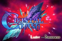 Board Game: Crystal Clash: Light vs Darkness