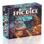 Board Game: Epic Dice Tower Defense