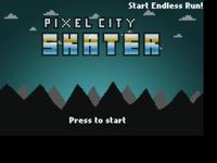 Video Game: Pixel City Skater