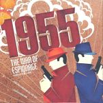 Board Game: 1955: The War of Espionage