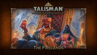 Video Game: Talisman: Digital Edition – The Firelands Expansion