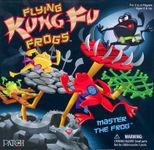 Board Game: Flying Kung-Fu Frogs