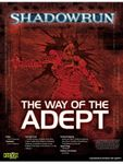 RPG Item: The Way of the Adept