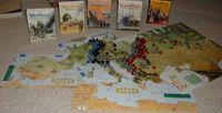 Board Game: EuroFront: War in Europe, 1939-45