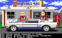 Video Game: Test Drive II Car Disk: The Muscle Cars