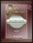 RPG Item: Player Paraphernalia #115: The Goblin Rager, New Barbarian Archetype